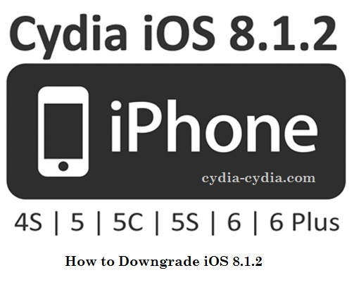 How to Downgrade iOS 8.1.2