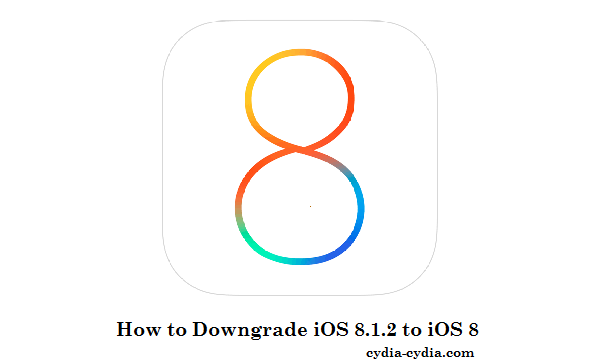 How to Downgrade iOS 8.1.2 to iOS 8
