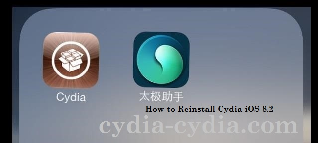 How to Reinstall Cydia iOS 8.2