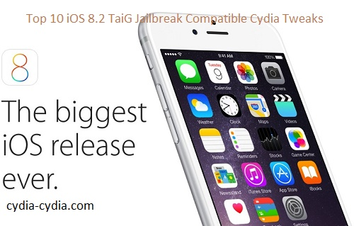 iOS 8.2 Jailbreak And TaiG