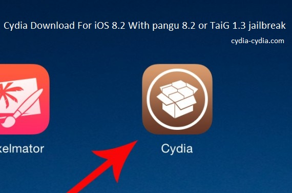 Cydia iOS 8.2 download