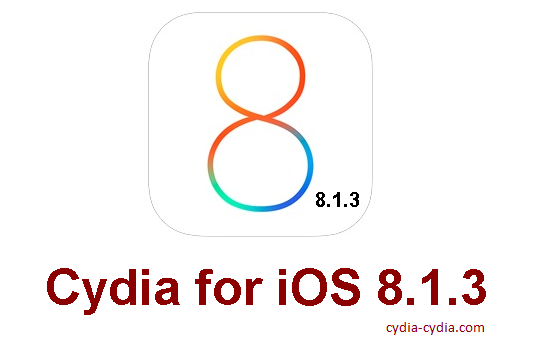 Download Cydia for iOS 8.1.3