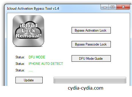 iCloud Bypass Activation Lock Download