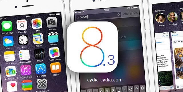 Download Cydia for iOS 8.2