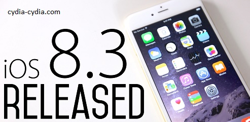 Cydia Download For iOS 8.3 Jailbreak TaiG