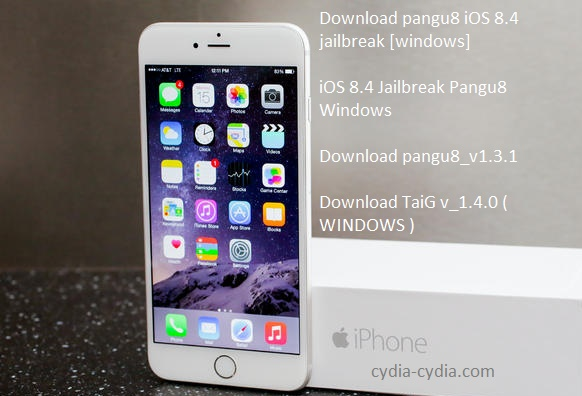 jailbreak iOS 8.4 Cydia Download For iphone 6 And iphone 6 Plus