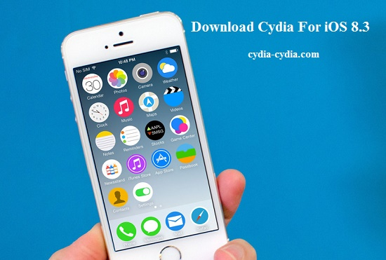 Cydia Download For iOS 8.3