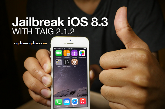 TaiG 2.1.2 jailbreak Download