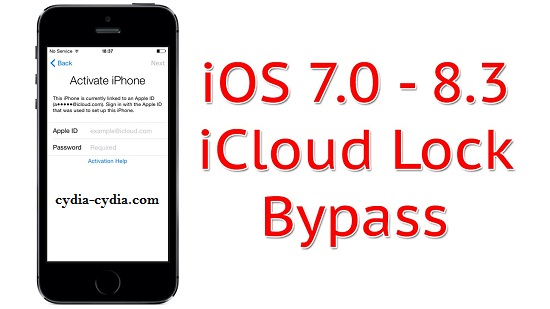 How To Remove iCloud Activation Lock iOS 8.3