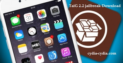 TaiG 2.2 jailbreak Download