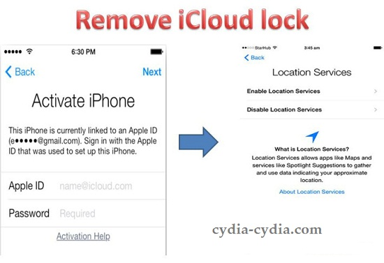 iOS 9 Bypass iCloud