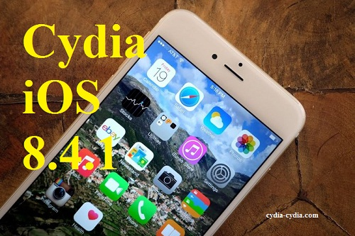 Install Cydia for iOS 8.4.1