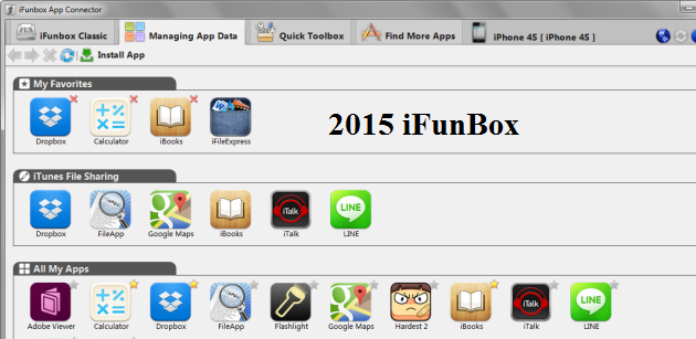 iOS 9.3 iFunbox download