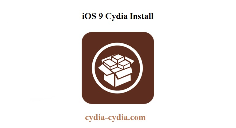 Cydia Install For iOS 9