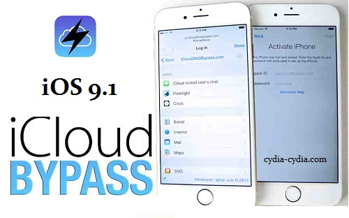 Download ICLOUDIN 1 0 iCLOUD BYPASS SOFTWARE And iOS 8 4