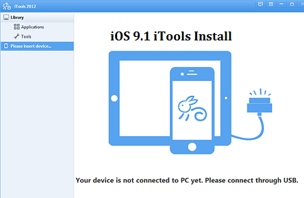 itools iOS 9.1 Download