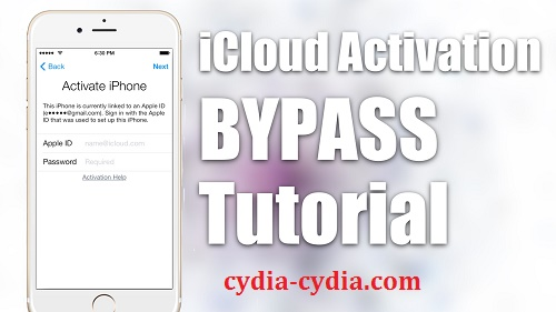 How to Removal iCloud Activation