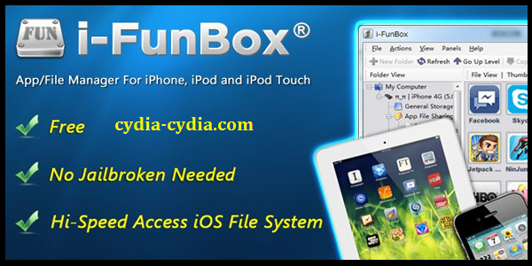 iFunBox install