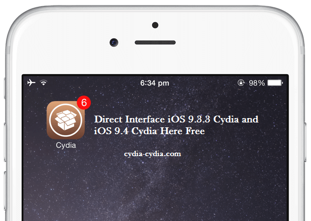 iOS 9.3.3 Cydia and iOS 9.4 Cydia Here