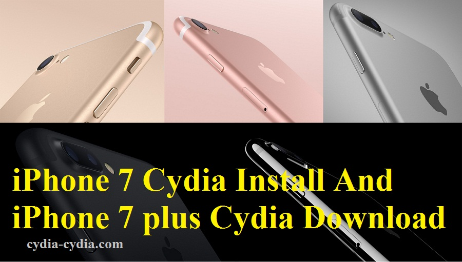 iPhone 7 Cydia Install
