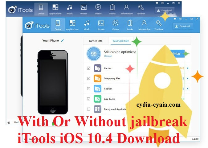 iTools iOS 10.4 Download