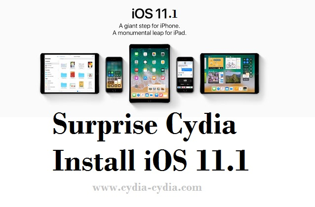 Cydia Download iOS 11.1