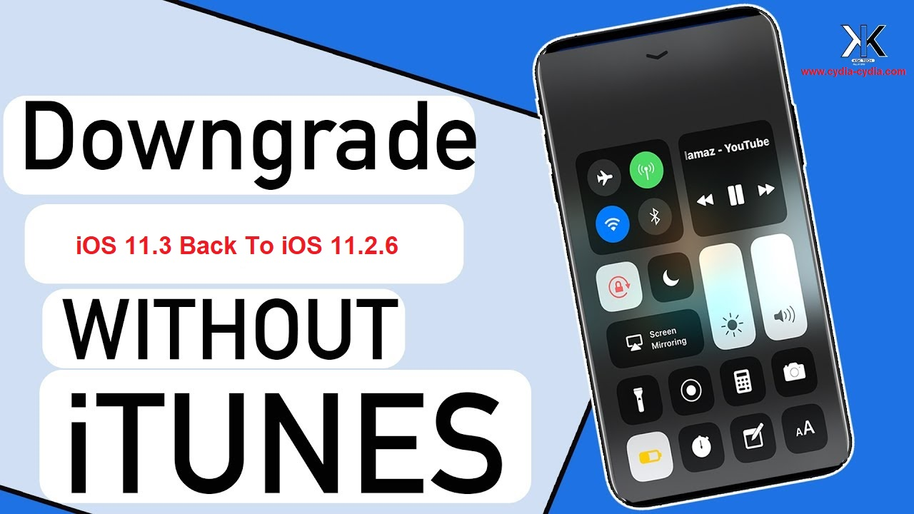 How to Downgrade From iOS 11.3
