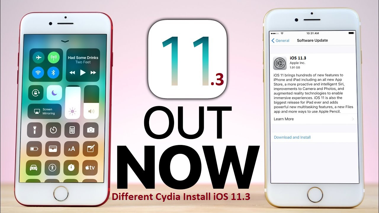 Download Cydia iOS 11.3.1