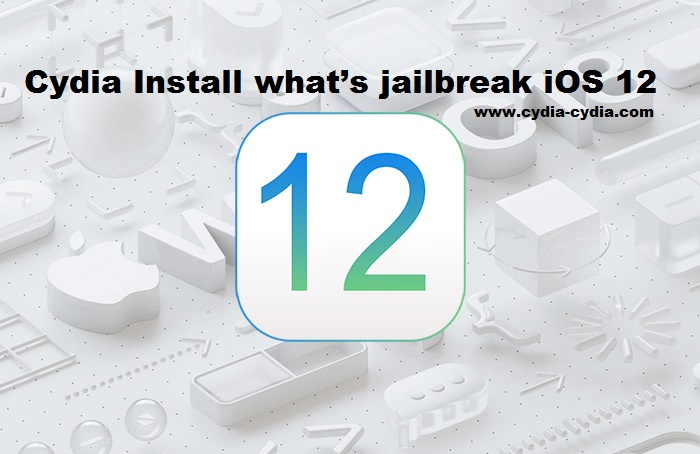 Cydia Install for iOS 12