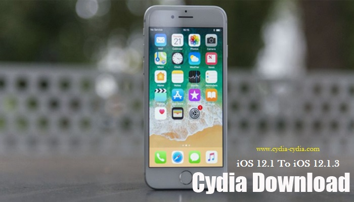 Cydia For iOS 12.1