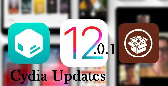Update Cydia iOS 12.0.1