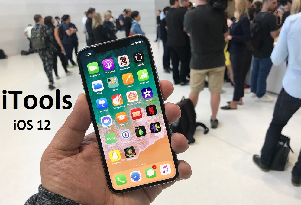 iTools Download For iOS 12