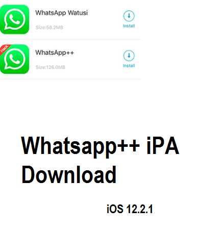 Download WhatsApp++