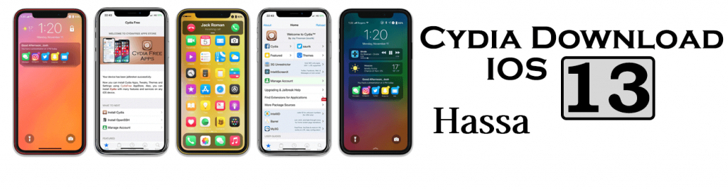Jailbreak iOS 13 With Hexxa V_3.0.1