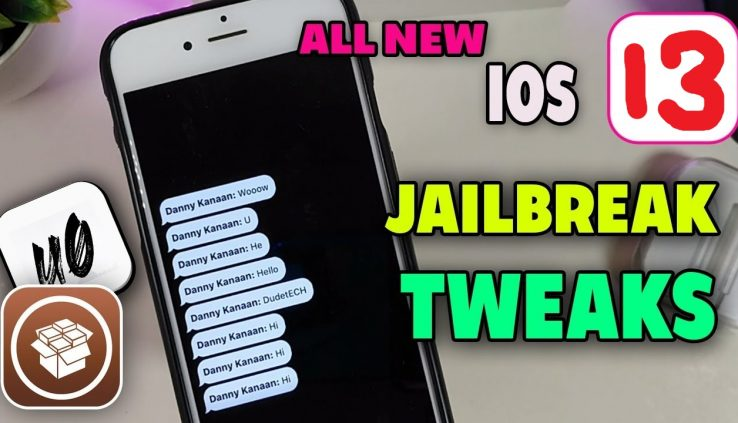 iOS 13 jailbreak tweaks