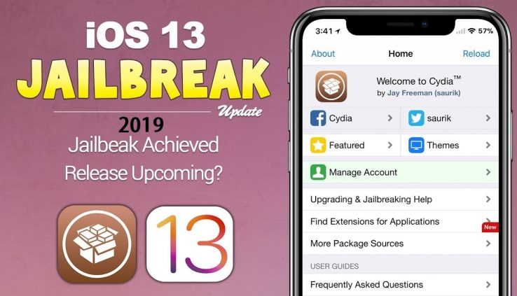 iOS 13 jailbreak is Coming