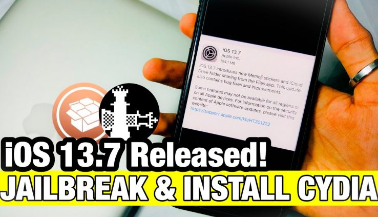 Install Cydia Using checkra1n Jailbreak on iOS 13.7
