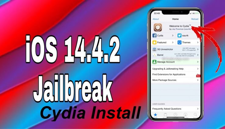 Cydia Install iPhone 12 ProMax